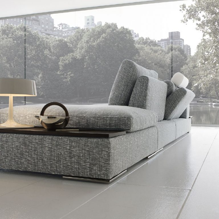 Contemporary sofas MorbidLine Salotti