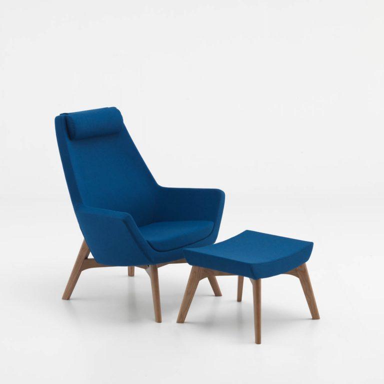 Petits fauteuils MorbidLine Salotti