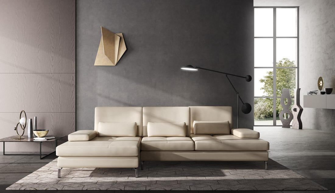 maine sofa with chaise longue
