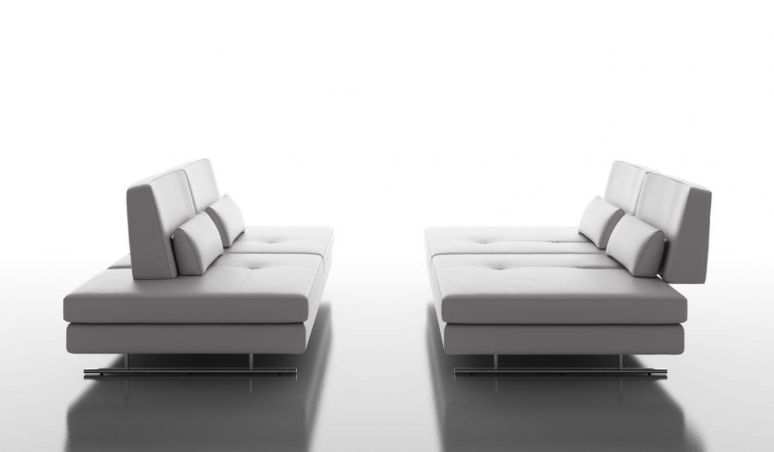 maine sofas white leather