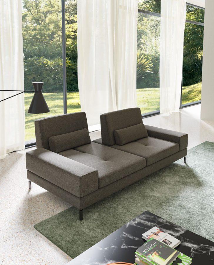 divano schienali traslanti