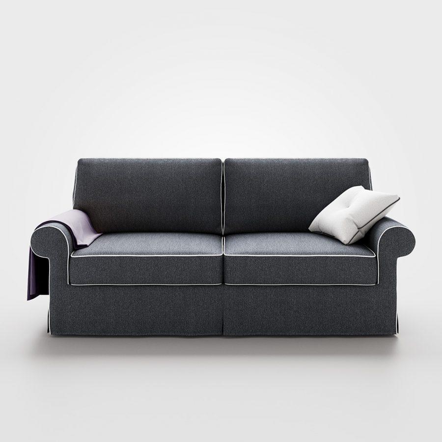 divano classico promo charleston tessuto