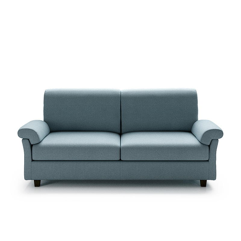 Linus promo divano poco profondo - MorbidLine Salotti
